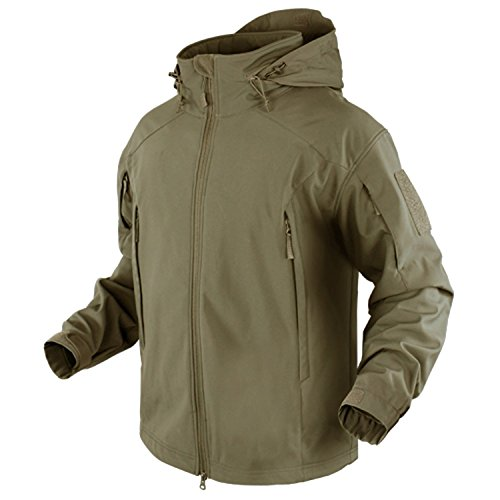 Condor Tactical Element Softshell Miliatry Style Jacket