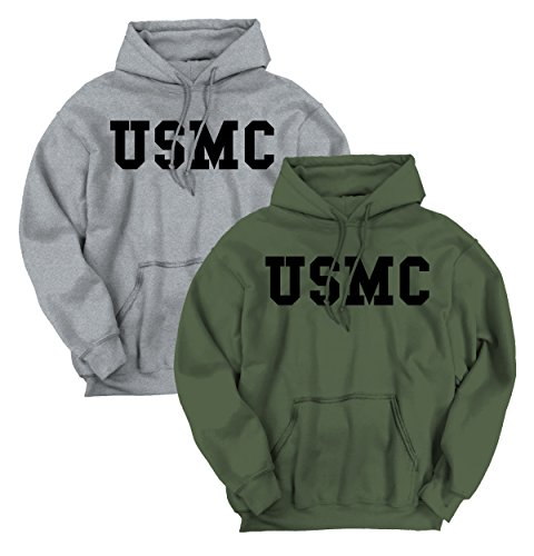United States Marine Corp Armed Forces Logo Hoodie