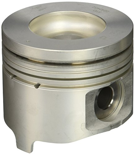 Clevite 224-3452 Chevrolet/GMC 6.6L Duramax Standard Right Bank Piston, 1 Pack (Chevrolet Pistons)