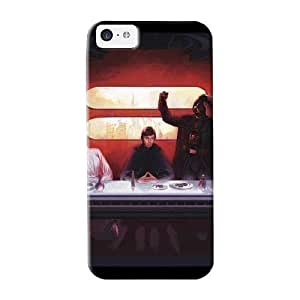 04d4fb0149 New Premium Flip Case Cover Star Wars The Last Supper Skin Case For Iphone 4s As Christmas's Gift