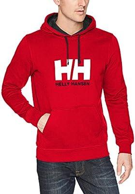 Helly Hansen HH Logo Hoodie Sudadera con Capucha, Hombre