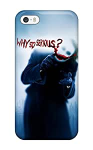 Alex D. Ulrich's Shop Lovers Gifts 5283921K49976018 Sanp On Case Cover Protector For Iphone 5/5s (the Joker)