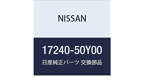 Fuel System Filler Tube Grommet OEM NEW Genuine Various 1989-2013 Nissan Models