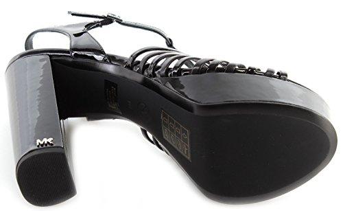 Negro Michel Tacon Kors Kors Zapato Michael wXSxqPpfzn