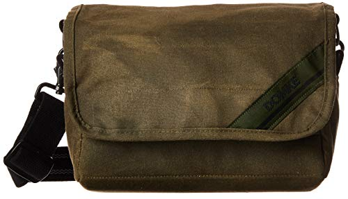 Domke Heritage Shoulder Bag Camera Case, Green - Camera Domke