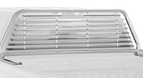 Husky Liners Custom Fit Aluminum Rear Window Sunshade for Select Dodge Models (Silver) (2003 Dodge Ram 1500 Sun Shade compare prices)