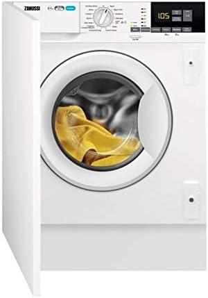Zanussi ZWT816PCWA lavadora Carga frontal Integrado Blanco A ...
