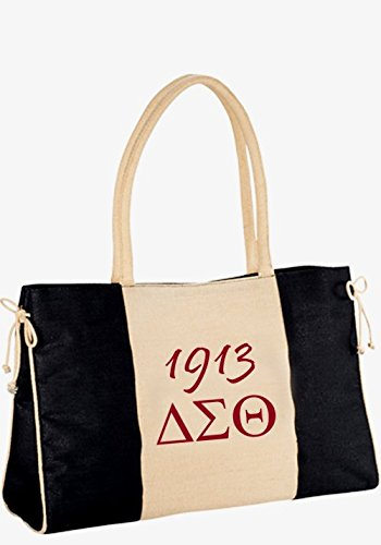 Delta Sigma Theta Sorority Tote Bag by bcdc (Image #7)