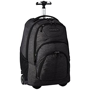 OGIO International Phantom Wheeled Pack, Dark Static