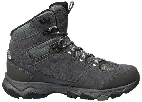 Jack Wolfskin Donna Mtn Attacco 5 Texapore Mid W Escursionismo Grigio Foschia