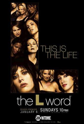 The L Word Poster (11 x 17 Inches - 28cm x 44cm) (2004) Style N: Amazon.es: Hogar