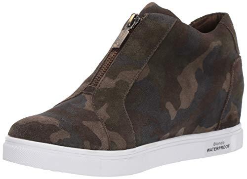 Blondo Women's Glenda Shoe, Camoflage, 6.5 Medium US