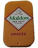 2 x Maldon Sea Salt Flakes smoked - geräuchert - to go - 7g Probierdose