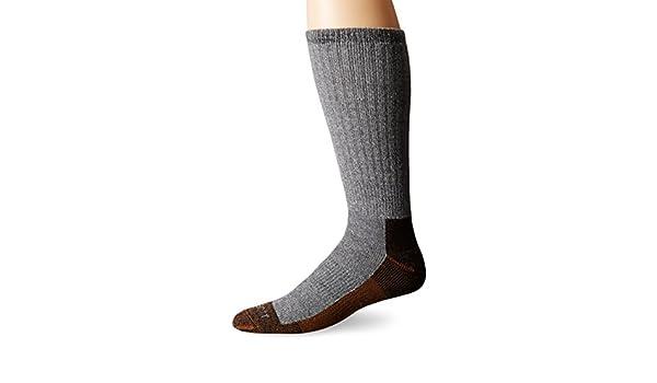 Carhartt Hombre Cobre Tecnología calcetines de trabajo: Amazon.es: Ropa y accesorios