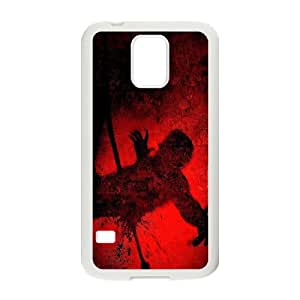 SamSung Galaxy S5 G9006V Terrorist Phone Back Case Use Your Own Photo Art Print Design Hard Shell Protection TY107351