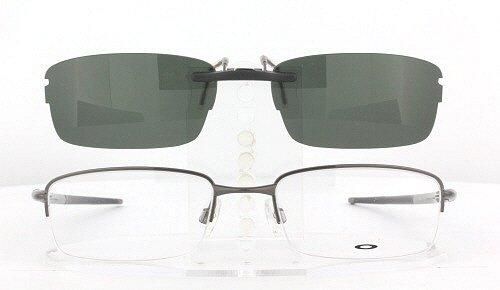 OAKLEY RHINOCHASER-OX3111-54X19 (Frame NOT - Sunglass Custom Clip Ons