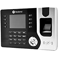 Realand RC-17 2.4 TFT Biometric Fingerprint Recorder Employee Attendance Time Clock + ID Card Reader + TCP/IP + USB