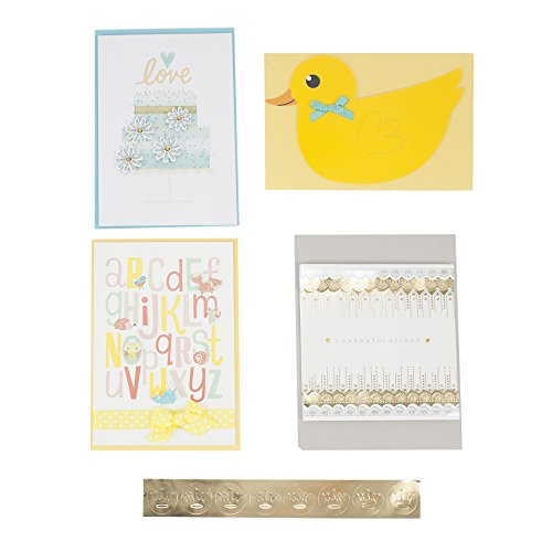 Hallmark All Occasion Handmade Boxed Assorted Greeting Card Set (Pack of 24) Photo #5