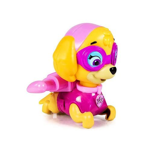 Paw Patrol – Paddlin' Pups – Stella Nage – Figurine de Bain à Remonter Pat' Patrouille