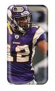 Tpu AnthonyR Shockproof Scratcheproof Minnesota Vikings Hard Case Cover For Iphone 6