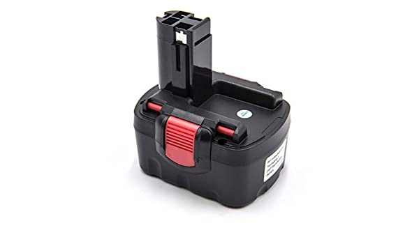 vhbw Batería Ni-MH 1500mAh (14.4V) para herramientas PDR 14.4V, N ...