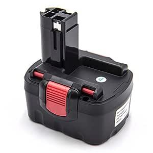 vhbw Batería Ni-MH 1500mAh (14.4V) para herramientas PDR ...