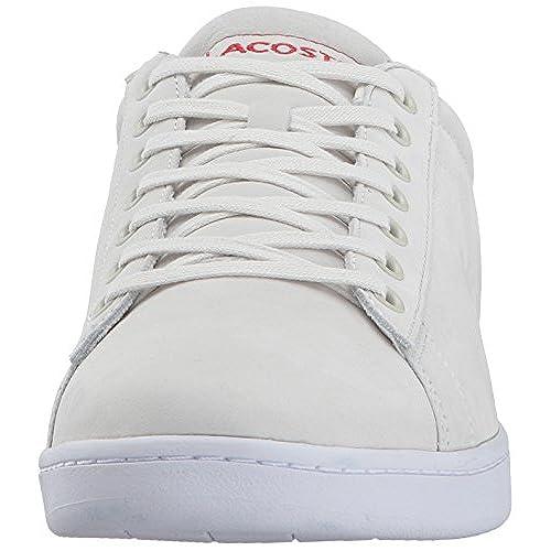 d5ed42d65 outlet Lacoste Men s Carnaby Evo 317 1 Sneaker - appleshack.com.au