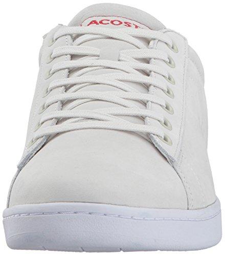 Lacoste Hombres Carnaby Evo 317 1 Sneaker Blanco
