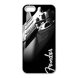 Lucky Guitar Fashion Comstom Plastic For For Ipod Touch 5 Phone Case Cover