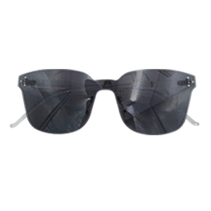 DishyKooker - Gafas de Sol para Mujer y Hombre Azul Azul ...