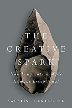 The Creative Spark: How Imagination Made Humans Exceptional by [Fuentes, Agustín]