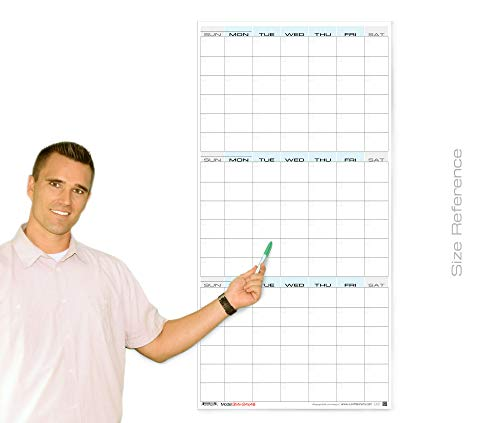 Buy vertical erasable wall planner