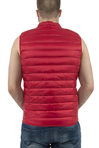 Red Jott Mens Tom JOTT Gilet qSwUBg6