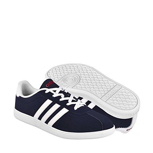 Adidas Tenis Adidas Vlcourt K Tenis para Mujer Azul Talla 22