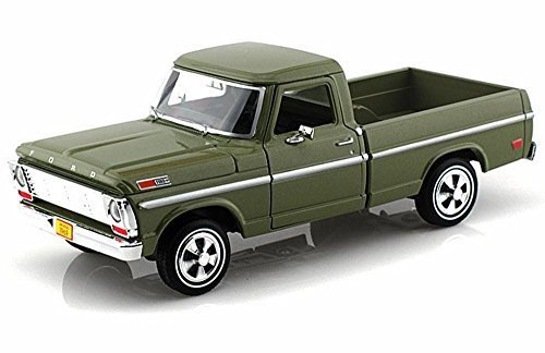 1969 ford f100 - 6