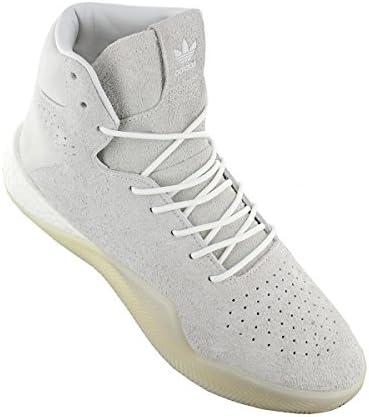 adidas Originals Tubular Instinct Boost Sneaker Gris Chaussures Homme Baskets Top