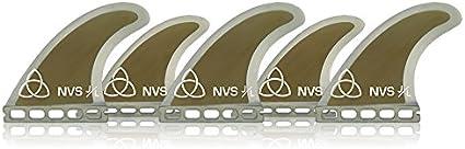 GL Thruster Honeycomb Surfboard FIns: FCS   Futures: NVS