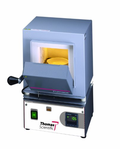 Thomas Small Benchtop Muffle Furnace, 129 cubic inch Capacity, 5