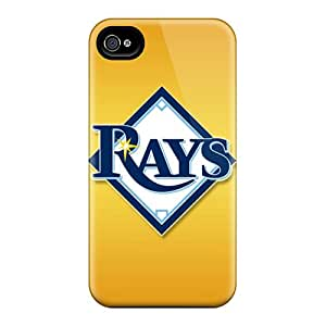 Iphone 6 Pql13928eTYn Unique Design High Resolution Tampa Bay Rays Series Protective Hard Cell-phone Case -KellyLast