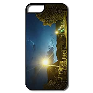 Funny Night Storm IPhone 5/5s Case For Couples