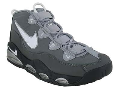Nike Air Max Tempo Mens Basketball Shoes 311090-090 Cool Grey White-Dark Grey-Wolf Grey 11.5 M US