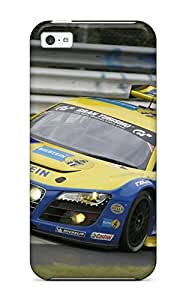 Sanp On Case Cover Protector For Iphone 5c (audi R8 Lms 12)