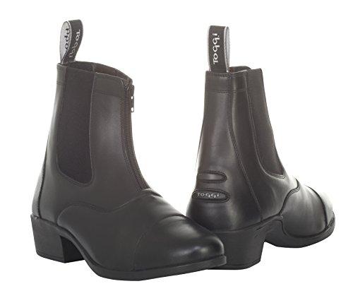 Adults' Toggi Riding Horse Unisex Black Abbot Black Boots 8xwxR6q