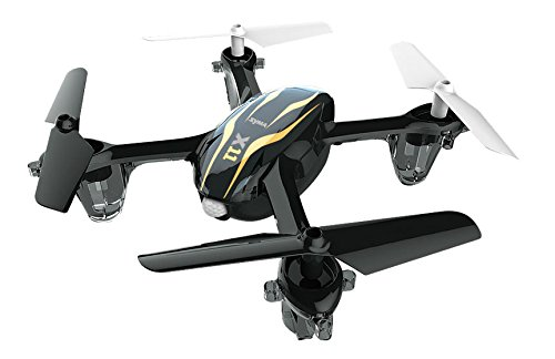 Syma X11 R/C Quadcopter - Black