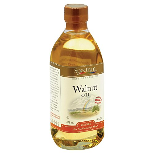 Spectrum Naturals Refined Walnut Oil