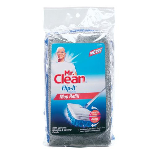 Amazon Com Mr Clean 446956 Microfiber Dust N Mop Health