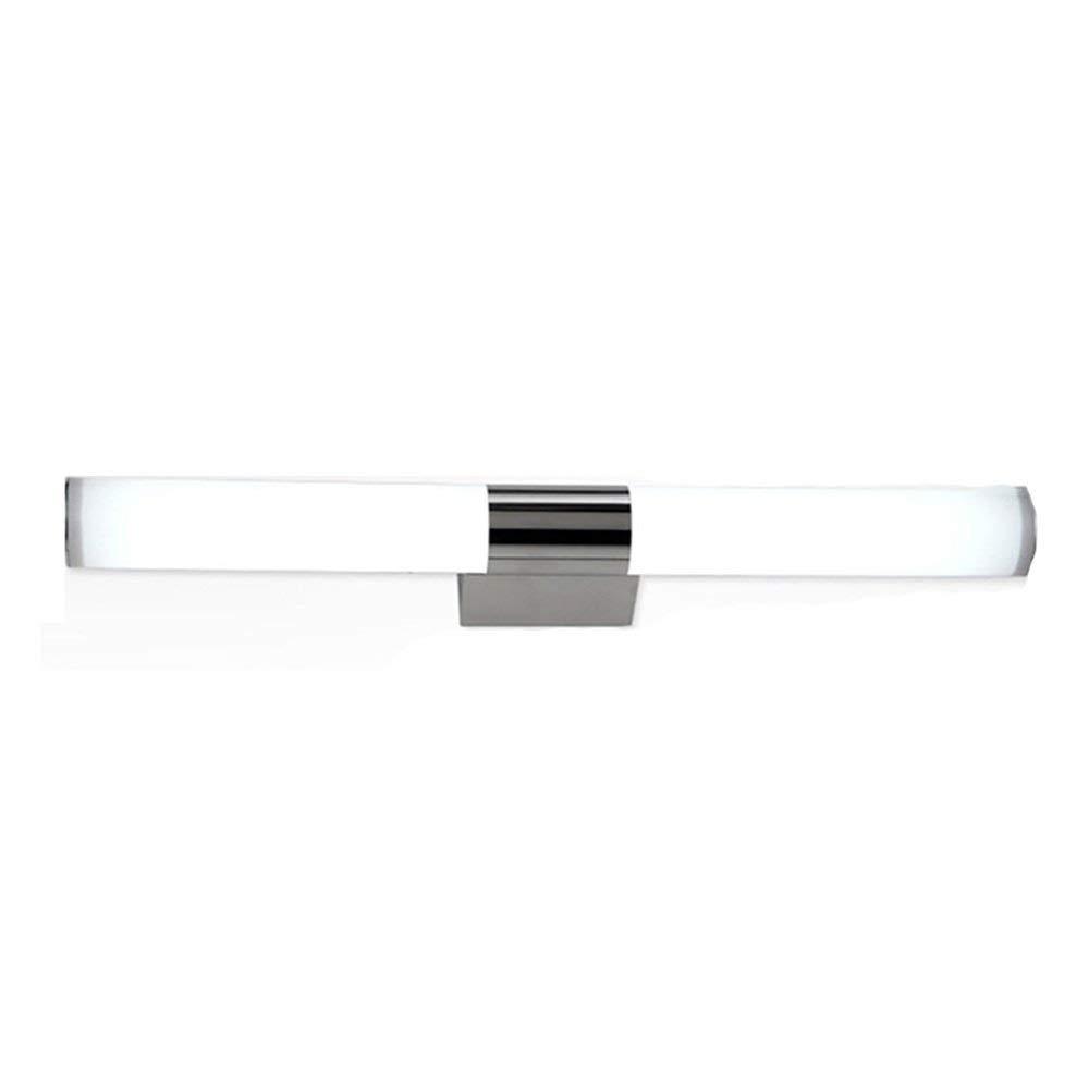 Mirror Lamps Home Spiegel Scheinwerfer LED Anti-Rust Energiesparende Bad Lampe Einfache Edelstahl Schlafzimmer Wand hängen Lampe Bad Wasserdichte Anti-Fog Spiegel Kabinett Licht Bad Lampe