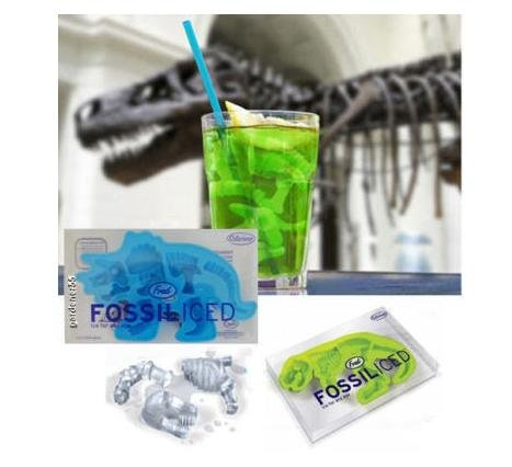 Fossiliced Dinosaur Ice Cube Tray product image