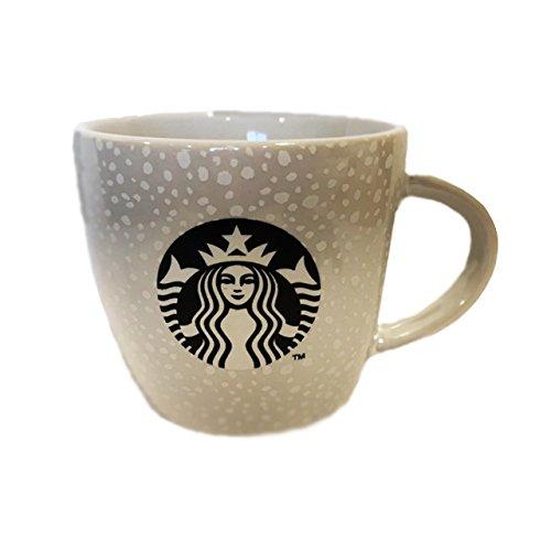 Starbucks 2016 White Bubbles Demi Cup, 3 Fl Oz