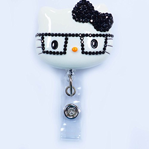 Nerd Hello Kitty - LOVEKITTY - 3D Nerd Hello Kitty